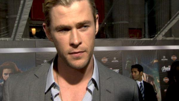 Chris Hemsworth talks Thor vs. Hulk