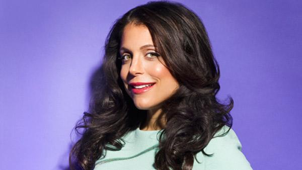 Bethenny Frankel appears in an undated photo from her official website.