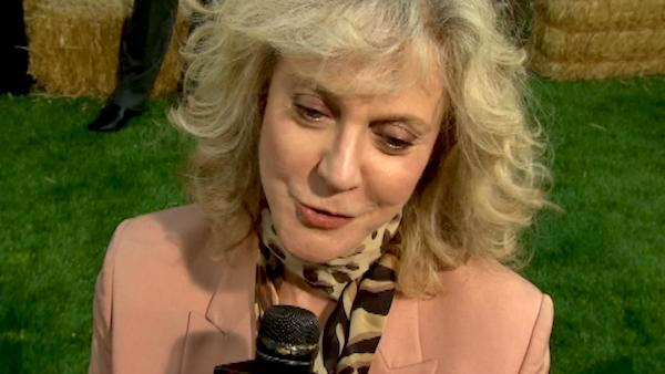 Blythe Danner on working with Zac Efron