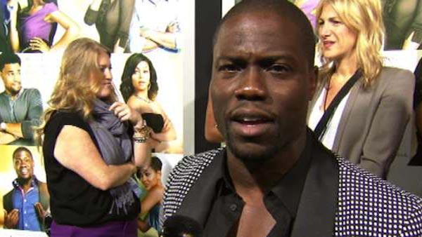 Kevin Hart: Most women 'think wrong'