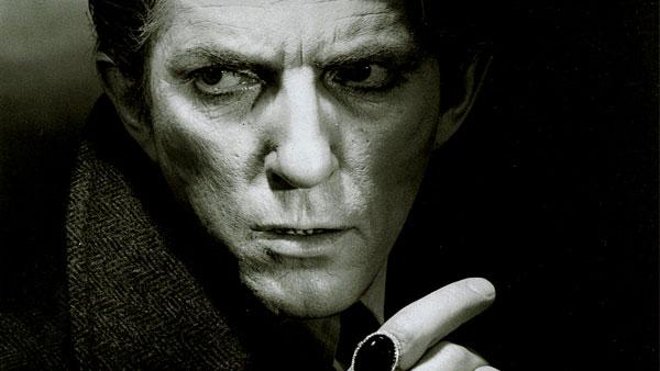 (Pictured: Jonathan Frid appears in a still from 'Dark Shadows.')