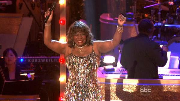 Martha Reeves performed on week six of 'Dancing With The Stars,' which aired on April 23, 2012.