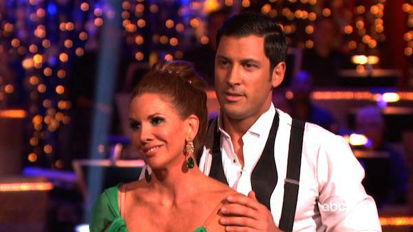 Melissa Gilbert, a former child star who played Laura on 'Little House on the Prairie,' and her partner Maksim Chmerkovskiy received 24 out of 30 points from the judges for their Viennese Waltz on week six of 'Dancing With The Stars,' which aired on April