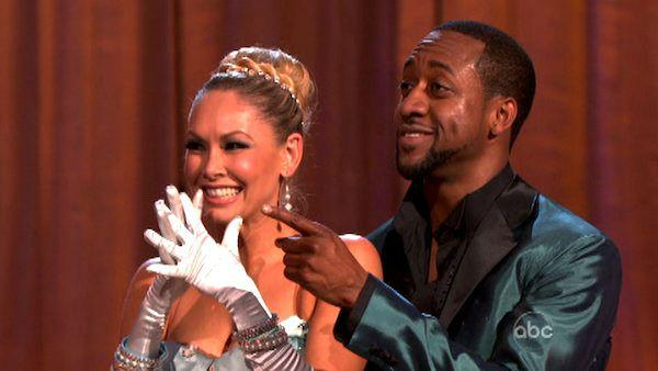 Jaleel White, who played Steve Urkel on 'Family Matters,' and his partner Kym Johnson received 29 out of 30 points from the judges for their Cha Cha on week six of 'Dancing With The Stars,' which aired on April 23, 2012.