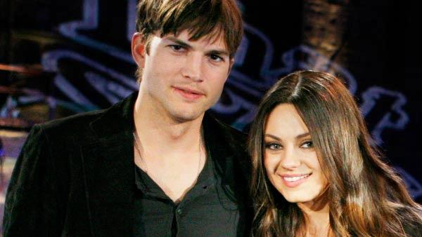 Ashton Kutcher and Mila Kunis reunited for FOXs 25TH ANNIVERSARY SPECIAL which aired on April 22, 2012. - Provided courtesy of Beth Dubber/FOX