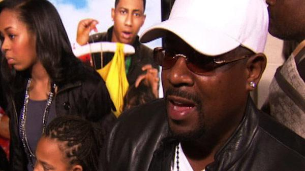 Martin Lawrence talks to OnTheRedCarpet.com at the Los Angeles premiere of Big Mommas: Like Father, Like Son on Feb. 10, 2011. - Provided courtesy of OTRC