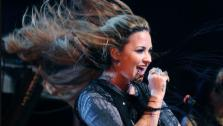 Demi Lovato performs at Credicard Hall in San Paulo, Brazil on April 20, 2012. - Provided courtesy of flickr.com/photos/alenolasco
