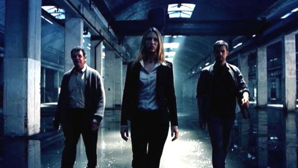 John Noble, Joshua Jackson and Anna Torv appear in a teaser video for Fringes fifth and final season. - Provided courtesy of FOX