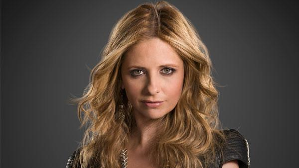 Sarah Michelle Gellar appears in an undated promotional photo for 'Ringer.'