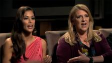Lisa Lampanelli and Dayana Mendoza butt heads on The Celebrity Apprentice on April 29, 2012. - Provided courtesy of NBC