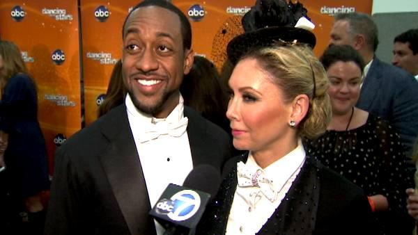 Jaleel White talks after 'DWTS' week 7
