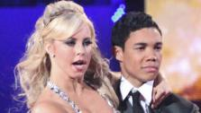 Disney Channel star Roshon Fegan and his partner Chelsie Hightower received 25 out of 30 points from the judges for their Argentine Tango on week 7 of Dancing With The Stars, which aired on Monday, April 30, 2012. - Provided courtesy of ABC