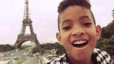 Willow Smith appears in a still from her May 2012 music video, Do It Like Me (Rockstar). - Provided courtesy of Roc Nation