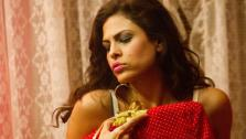 Eva Mendes appears in a still from the 2012 film, Girl in Progress. - Provided courtesy of none / Pantelion Films / Bob Akester
