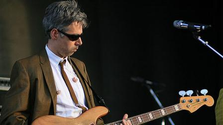 Adam Yauch performs with The Beastie Boys at the 2007 Sasquatch Music Festival in Washington.