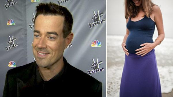 Carson Daly talks to OnTheRedCarpet.com before the second season premiere of The Voice. / Siri Pinter appears in a photo posted on her official blog on May 4, 2012. - Provided courtesy of OTRC / http://siriouslydelicious.blogspot.ca