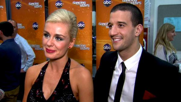 Katherine Jenkins talks after 'DWTS' week 8