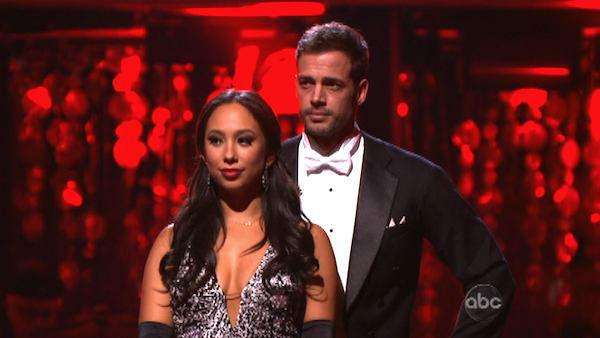 Telenovela star William Levy and his partner Cheryl Burke await possible elimination on 'Dancing With The Stars: The Results Show' on Tuesday, May 8, 2012.
