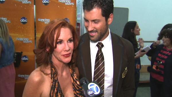 Melissa Gilbert talks 'DWTS' elimination