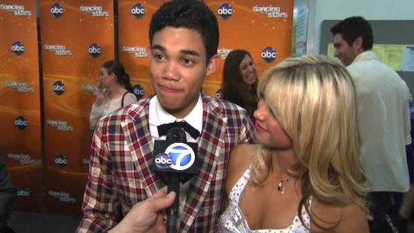 Roshon Fegan talks 'DWTS' elimination