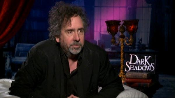 Tim Burton talks 'Dark Shadows,' Johnny Depp