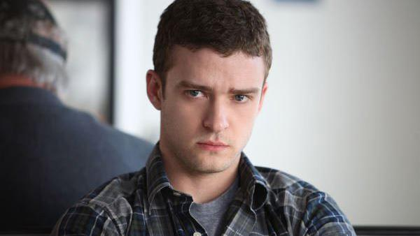 Justin Timberlake appears in a still from his 2009 film, 'The Open Road.'