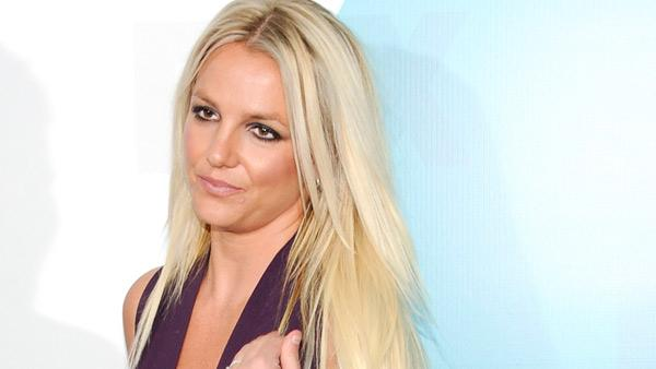 New X Factor judge Britney Spears attends the FOX network upfront presentation party at Wollman Rink, Monday, May 14, 2012 in New York. - Provided courtesy of AP / Evan Agostini