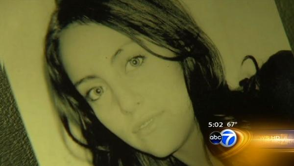 Gabriela Cedillo is pictured on an Oct. 5, 2010 news report by WLS Television. She sued the producers of Transformers 3 for an injury she suffered in an accident on the set. - Provided courtesy of WLS