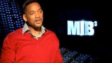 Will Smith talks to OnTheRedCarpet.com about Men In Black 3 in a May 2012 interview. - Provided courtesy of OTRC
