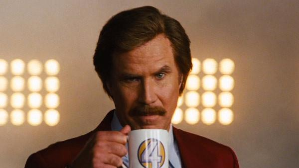 'Anchorman 2' - teaser trailer