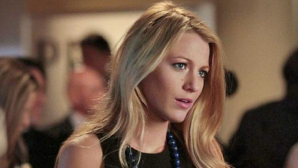 Blake Lively appears in a scene from Gossip Girl in 2012. - Provided courtesy of The CW