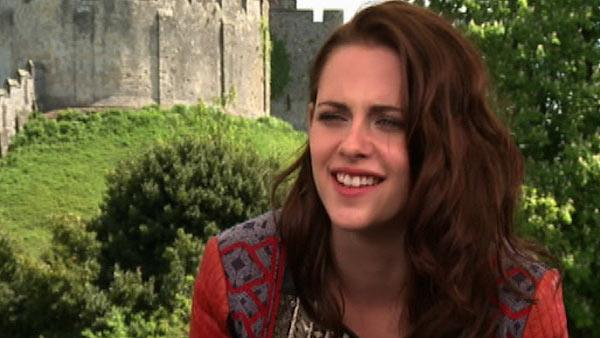Kristen Stewart: Riding horses was challenging