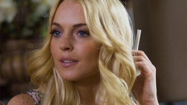 Lohan arrested for leaving NY accident scene