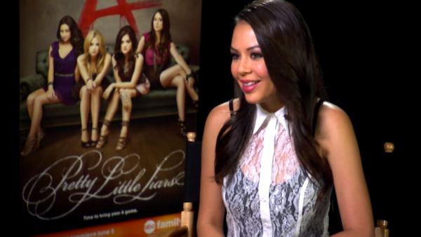 Janel Parrish on unpredictable 'Liars' season
