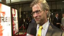 Todd Lowe talks to OnTheRedCarpet.com at the Los Angeles premiere of True Bloods 5th season on May 30, 2012. - Provided courtesy of OTRC
