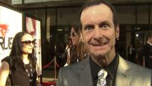 Denis OHare talks to OnTheRedCarpet.com at the Los Angeles premiere of True Bloods 5th season on May 30, 2012. - Provided courtesy of OTRC