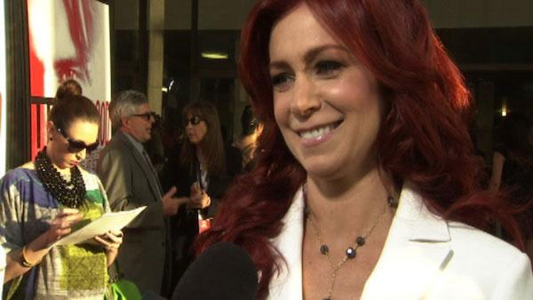 Carrie Preston on Scott Foley's 'True Blood' debut