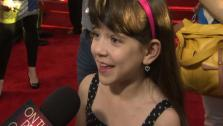 Chloe Noelle talks to OnTheRedCarpet.com at the Los Angeles premiere of True Bloods 5th season on May 30, 2012. - Provided courtesy of OTRC