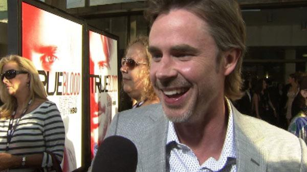 Sam Trammell talks Sam's 'dangerous' year