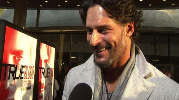 Joe Manganiello: Sookie + Alcide?