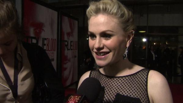 Anna Paquin: Sookie unaware of bromance