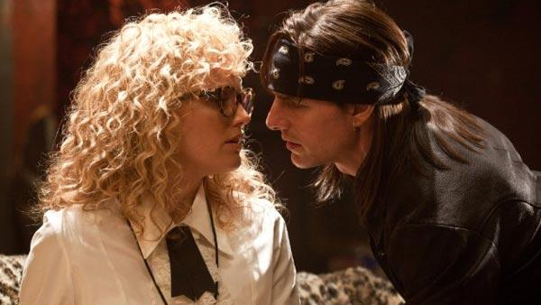 Malin Akerman and Tom Cruise appear in a still from the 2012 film, Rock of Ages. - Provided courtesy of Warner Bros. Entertainment / David James