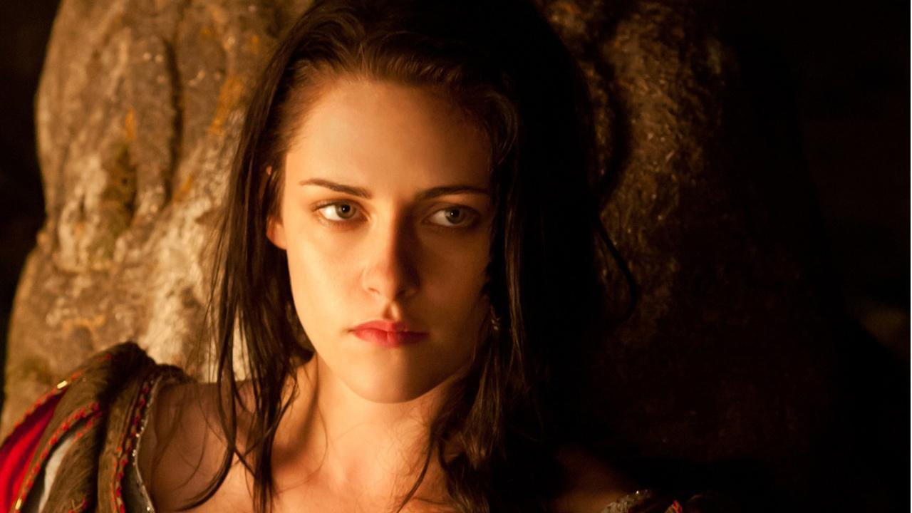 Kristen Stewart appears in a still from the 2012 film, Snow White and the Huntsman.