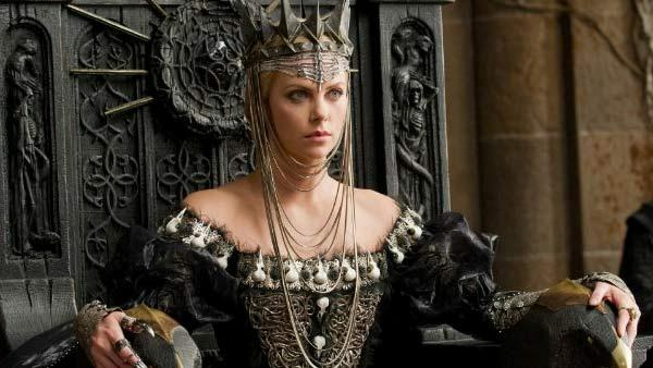 Charlize Theron appears in a still from the 2012 film, Snow White and the Huntsman. - Provided courtesy of Universal Pictures