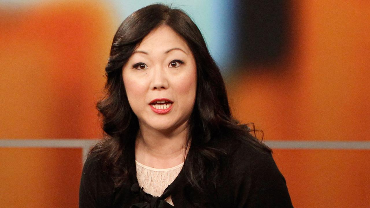 Margaret Cho appears on The View on June 1, 2012.