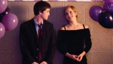 Logan Lerman and Emma Watson appears in a still from The Perks of Being a Wallflower. - Provided courtesy of none / Summit Entertainment