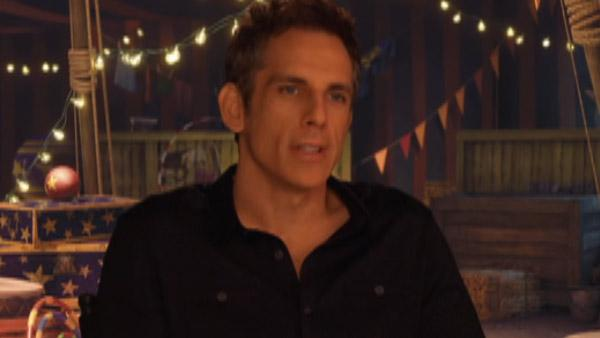 Ben Stiller talks 'Madagascar 3': Alex is the leader