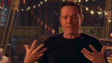 Bryan Cranston talks about his upcoming film, Madagascar 3, in a junket interview provided by EPK. - Provided courtesy of OTRC / epk.tv