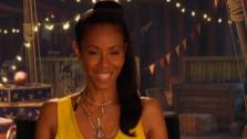 Jada Pinkett Smith talks about his upcoming film, Madagascar 3, in a junket interview provided by EPK. - Provided courtesy of OTRC / epk.tv