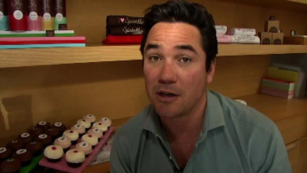 Dean Cain talks about 'Operation Cupcake'